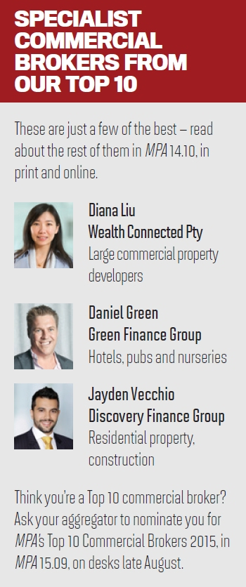 Specialist Commercial Brokers From our Top 10