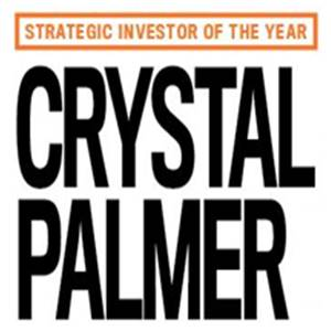 Strategic Investor of the year: Crystal Palmer