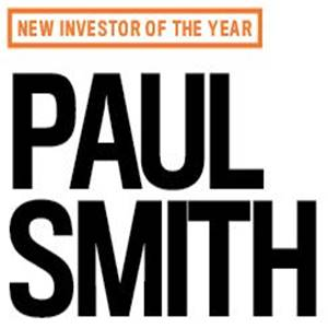 New Investor of the year: Paul Smith
