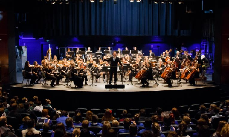 Regional firm brings symphony to the sticks