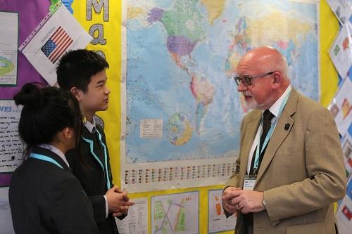 International school trains 250 teachers in Hong Kong