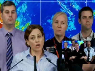 1,000 schools close as super storm heads south