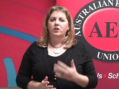 "AEU slams ""careless"" govt on Gonski anniversary"