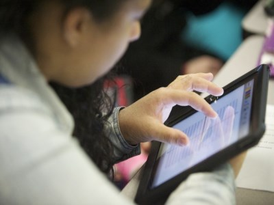 All click but no drag in classroom tech experiment
