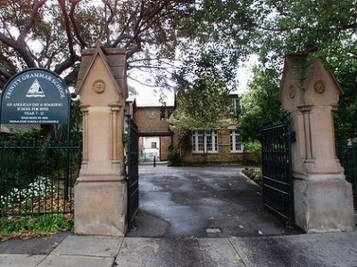 Another top private school under fire