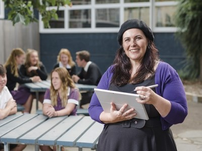 Aussie teachers join global innovators forum