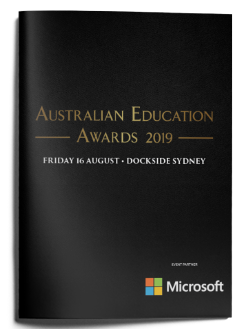 Australian Education Awards Finalist e-mag