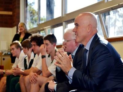 NSW has 'world's best school funding model'