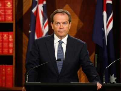 Bill Shorten issues appeal to principals