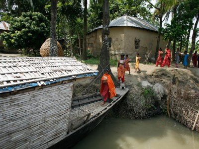 FAR OUT FRIDAY: The boat schools of Bangladesh