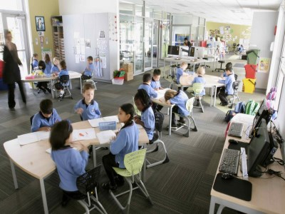 Do open plan classrooms really benefit learning?