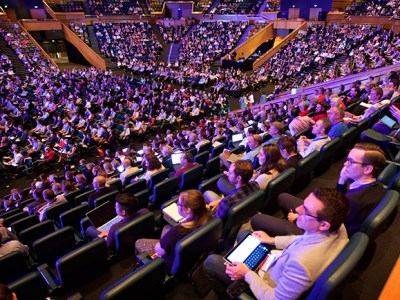 Education thought leaders converge at major conference