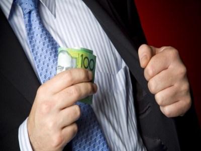 Executives paid big bonuses despite declining school performance