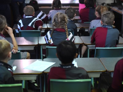 Expert touts solution to education gap