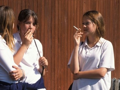 Far Out Friday: Kids now allowed to smoke at school…because of terrorism