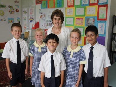 Five minutes with Mary McKendrick