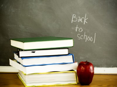 Far Out Friday: Grandma goes back to school