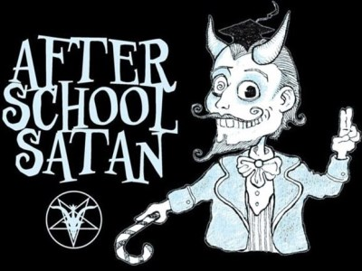 Far Out Friday: Educatin' with Satan