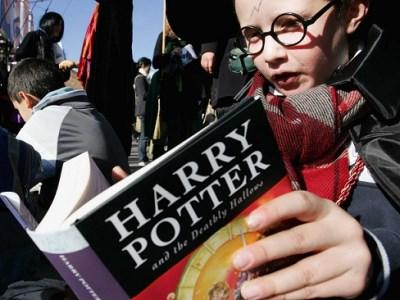Far Out Friday: Principal says fantasy novels cause brain damage