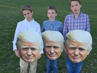 Far Out Friday: School forced to axe Trump dance act