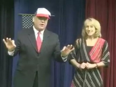 Far Out Friday: Principal's Trump parody causes outrage