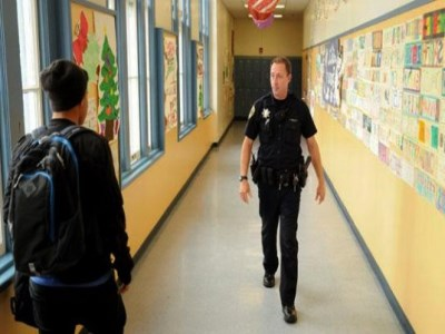 Full-time security guards to protect teachers