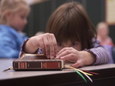 Is there still a place for God in the classroom?