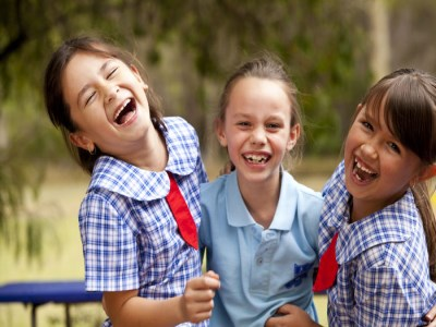 How to create a happy school