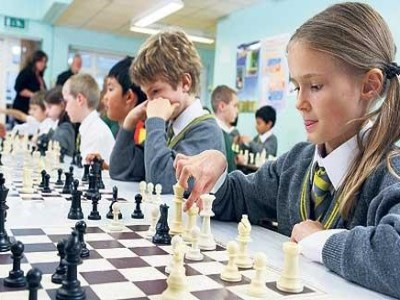 How chess is putting sagging grades in checkmate