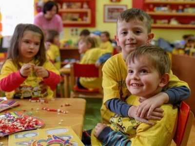 the family s role in promoting a Encyclopedia on early childhood development to school readiness and to understand the role of and promoting children's.