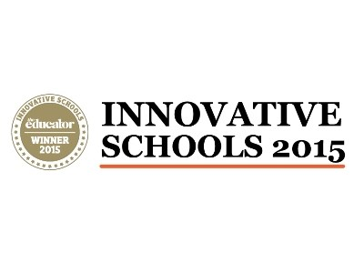 The most innovative schools in 2015