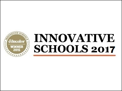 Which schools are pushing the envelope of innovation in 2017?