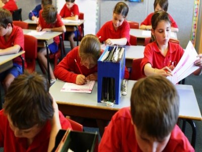 Labor pegs conditions to school funding