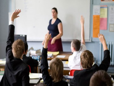 Lack of available work driving teacher shortage