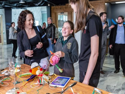 Partnership shines spotlight on STEM education