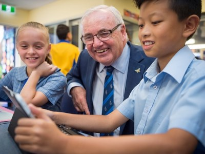New program rolls out for gifted and talented students