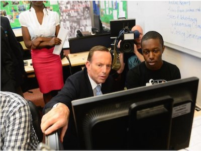 No love for Abbott's 'pet project'
