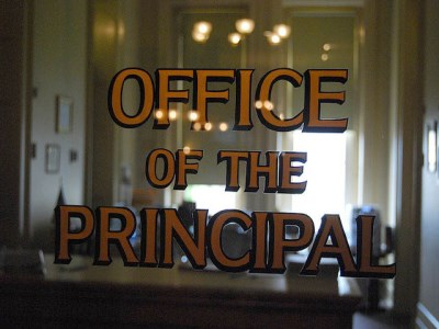 Principal takes action after hoax bomb threats