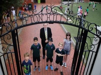 Principal trials fix to 'cluttered curriculum'