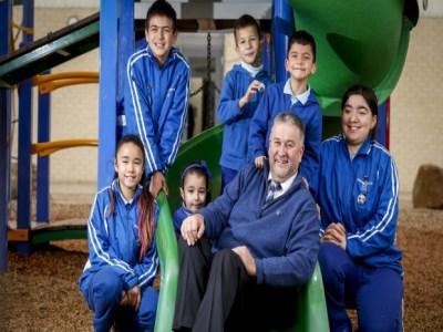 Principal uses neuroscience to turn school's fortunes around