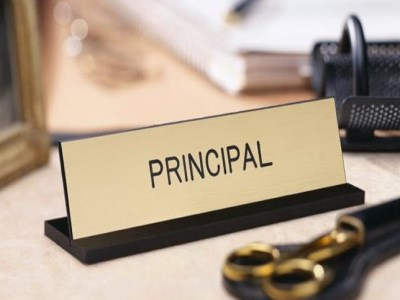 New principal takes reins after predecessor's sacking