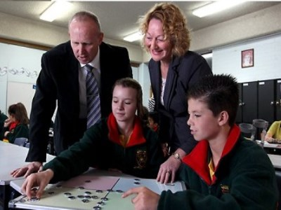 Principals 'directly impact student test scores' – study