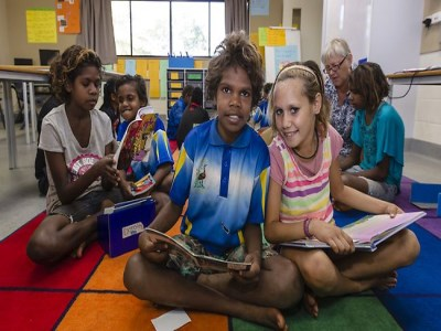 Remote schools to receive literacy skills boost
