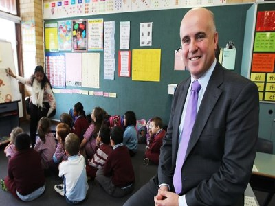 Piccoli to the rescue as NSW schools slump