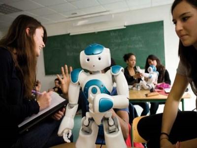 Robots meet curriculum in Australian first
