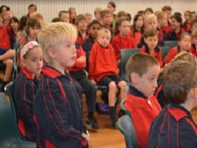 Student parliament getting things done for Alstonville Public School