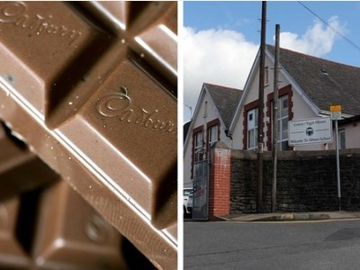 School imposes total ban of chocolate