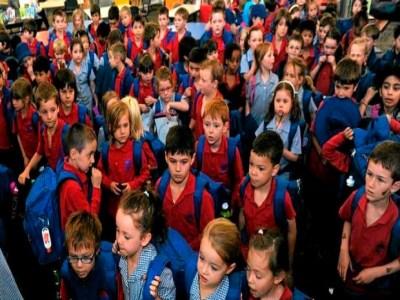 Schools shortage crisis coming, warns report
