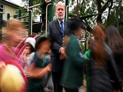 Silent sufferers? Principals urged to seek support