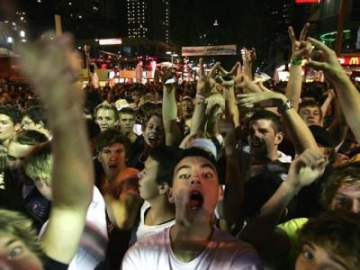 Students furious over principal's party ban